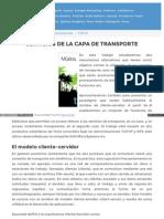 Www Textoscientificos Com Redes Tcp Ip Servicios Capa Transp