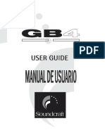 GB4 User Guide Spanish