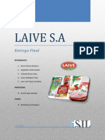 LAIVE S.a (Entrega Final)