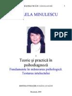 Filehost_Mihaela Minulescu Teorie Si Practica in D Testarea Intelectului