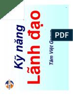Ky Nang Lanh Dao