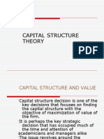 Capital Structure Theory 2