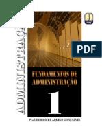 Fundamentos Administração - Volume 1