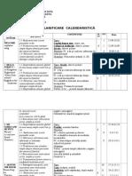 Planificare Lb. Eng L2 Clasa a5a