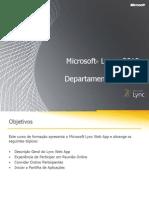 Microsoft Lync 2010 Training