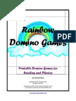 Kids Reading Games Dominoes