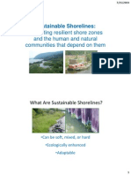 Sustainable Shorelines