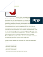 Belajar Macromedia Flash Untuk Pemula 2013