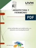Arquitectura y Patrimonio