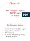 Berkeley Sockets & TCP UDP Code
