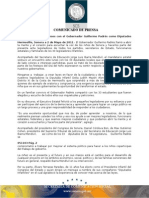 02-05-2011 Guillermo Padrés convivió con diputados infantiles por un día. B051103