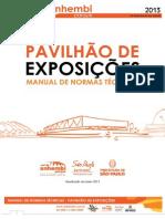 Manual Pavilhão Maio 2013