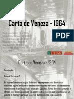 Carta de Veneza - 1964