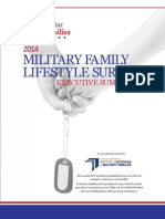 Executive Summary - Blue Star Families 2014 Military Family Lifestyle Survey