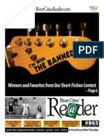 River Cities' Reader - Issue 865 - September 18, 2014