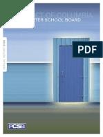 2006 Annual Report DCPCSB