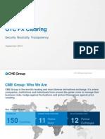 OTC FX Clearing