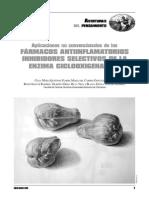 Aplicaciones No Convencionales de Los Farmacos Antiinflamatorios