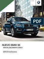 Catalogo Electronico BMW X6 LCI