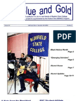 Bluefield State College - Blue and Gold - Volume VI Number 2