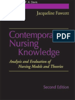 Fawcett - Contemporary Nursing Knowledge - 2 Ed