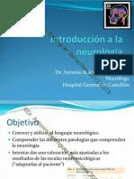 Introducción a La Neurología