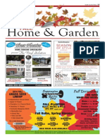 Fall Home & Garden - 2014 SCT