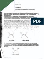 Isomeria Cis-Trans de Alquenos