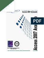 Access 2007 Avanzado