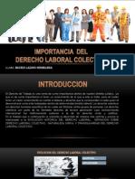 Exposicion de Derecho Laboral Individual