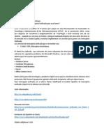 Proyecto Redes Informáticas 2014