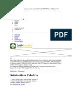 Substantivos Coletivos - Português - InfoEscola