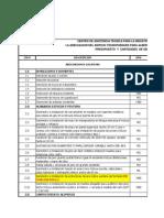 Revision Presupuesto Tecnoacademia