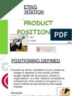 presentation on lg