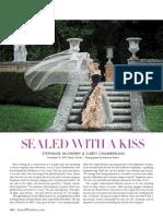 McSherry-Chamberlain Wedding from InsideWeddings
