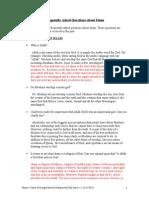 Islam FAQ-dawah Website