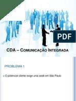 CDA _ Comunicação LTDA