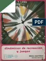 Fritzen Silvino Jose - Dinamicas de Recreacion Y Juegos (Scan)