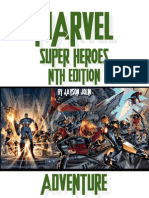 Marvel Nth Adventure Book