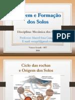 Aula 02 - Origem dos solos.pdf