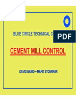 Cement Mill Control DB MS