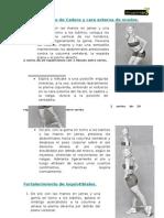 1 Fortalecimiento Cuadriceps Isquios Imagenes