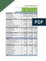 Life Insurance Q3 analysis