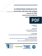 FORUM ON HYDRODYNAMIC MODELING IN THE HUDSON RIVER ESTUARY AND NEW YORK HARBOR