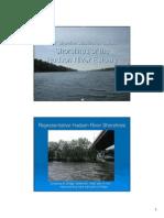 Shorelines of the Hudson River Estuary