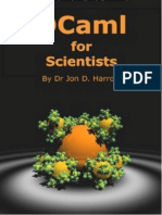 Ocaml for Scientists
