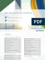 FY15 AEC Test Drive BIM Deployment Workbook