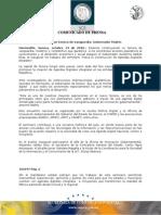 """14-10-2010 El Gobernador Guillermo Padrés inauguró los trabajos del seminario """"Hacia la Construcción de Agendas Digitales Estatales"""". B101047"""