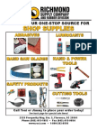 Industrial Shop Supplies - Fall 2014 Promotions