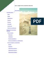 1 - Concepto y Origen de Los Yacimientos Minerales